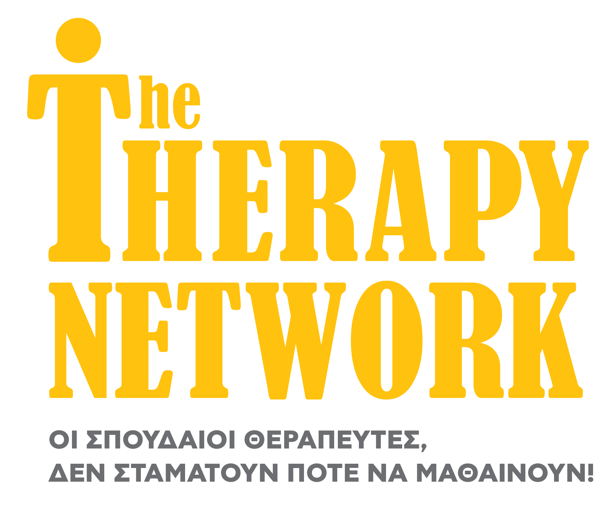 the therapy network logo